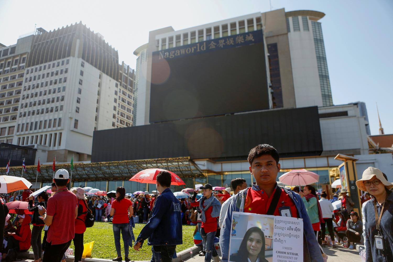 Cambodia casino strike settled