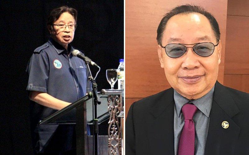 Jeffrey barred? I'm unaware of it, says Abang Johari