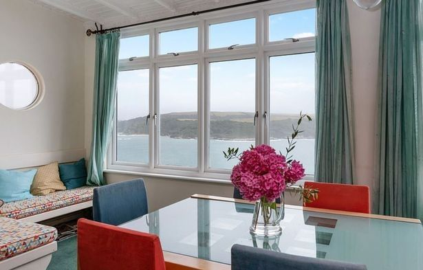 Dream home with private beach and 'spellbinding' views on sale for £2million