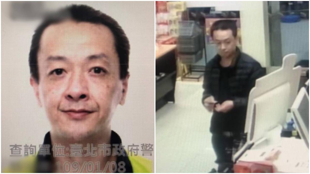 【马国女子分尸案】男子提尸体袋五楼窗逃逸 警方公布凶嫌照片