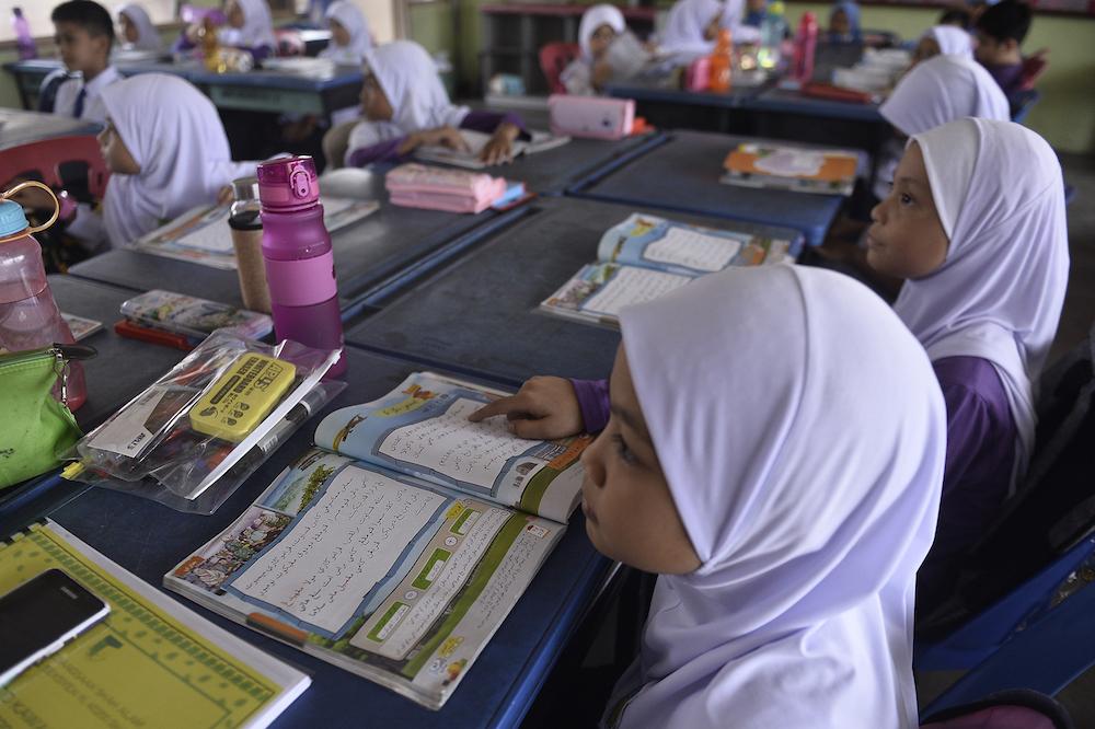 89 Johor schoolchildren infected by influenza