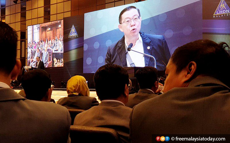 It's a balancing act whether to raise taxes, says Guan Eng