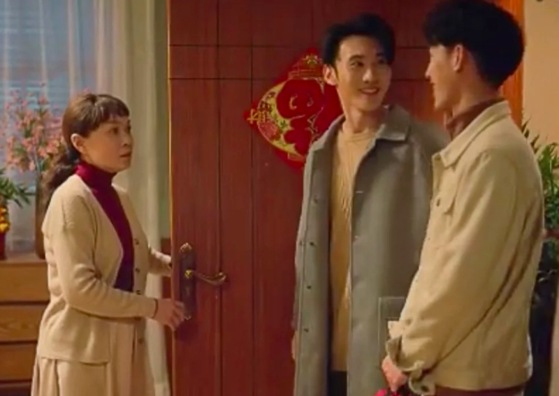 Lunar New Year ad starring same-sex couple hailed by China's LGBT community