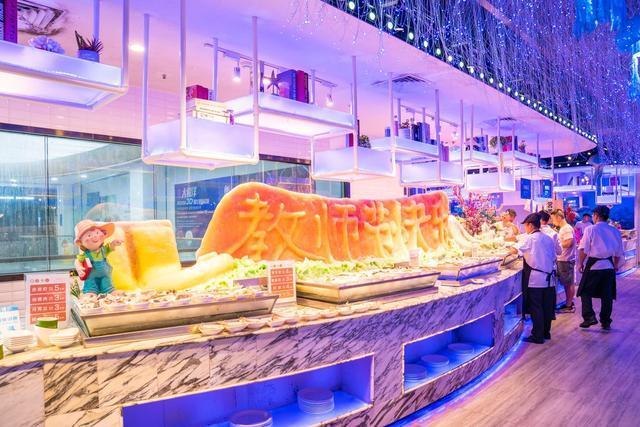 三亚排名第一的自助餐厅,实力碾压五星级酒店,食客中本地人颇多