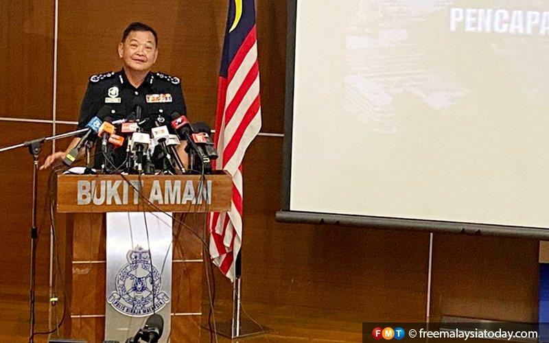 Cops confirm anti-drug raid but mum on speculation of Selangor rep's arrest