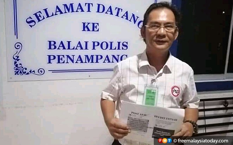 PSS critic says imposter made posting insulting Brunei Malays