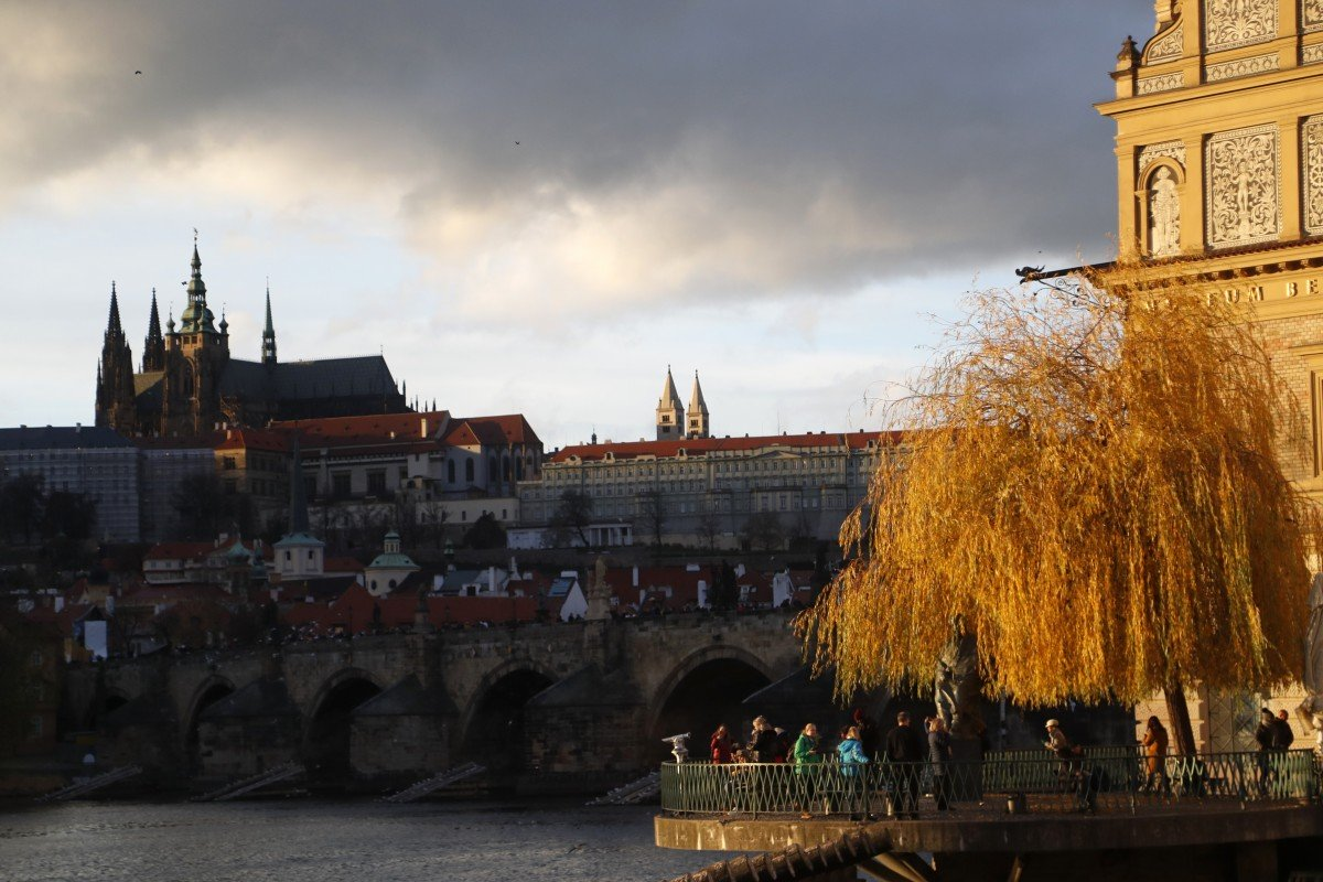 Prague mayor hits out at 'unreliable' China, as Czech capital switches from Beijing to Taipei in twinning deal