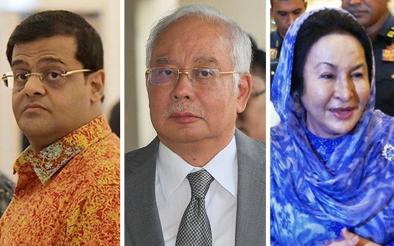 Court strikes out Deepak's RM52 million suit against Najib, Rosmah