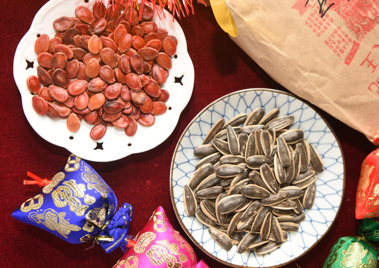 190个贺年食品样本通过检测 食安中心:瓜子要色泽自然