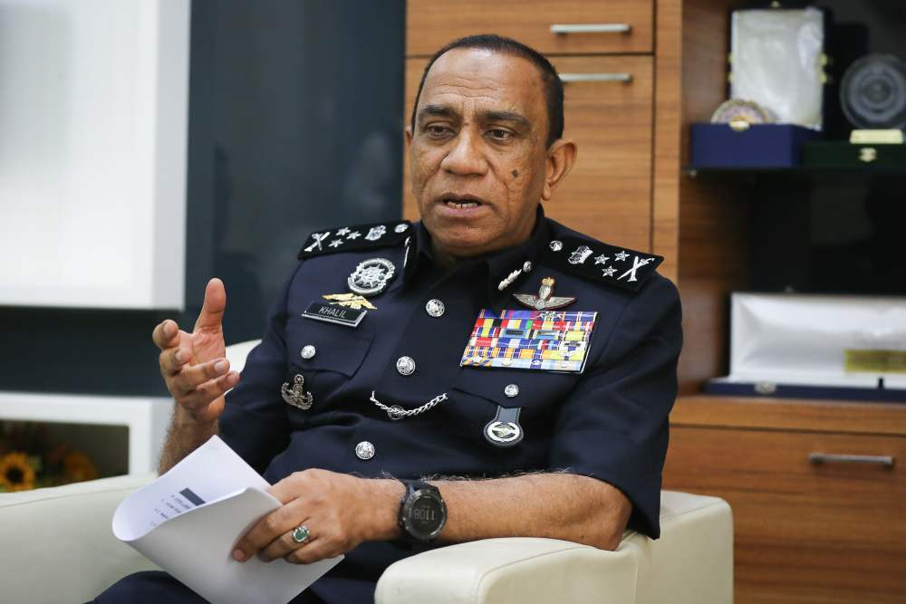 Federal police clam up on rumours of Selangor assemblyman's arrest