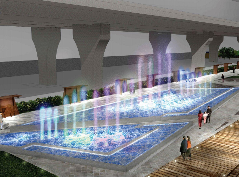 民政署:尊重合约继续海滨音乐喷泉工程 无估算终止工程财务影响
