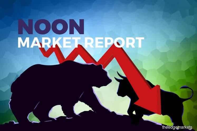 KLCI pares loss, broader market sentiment stays tepid