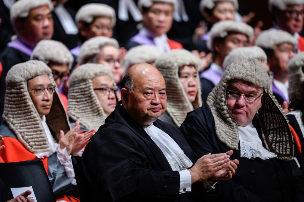 香港终审法院首席法官马道立吁市民珍惜法治