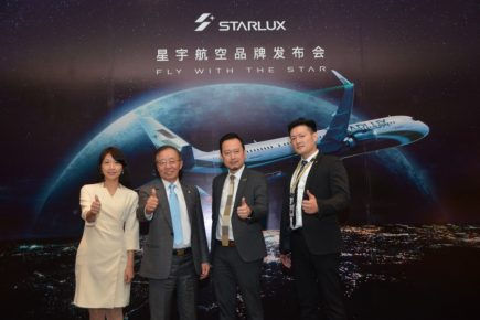 Taiwan's boutique airline set for maiden flight to Penang