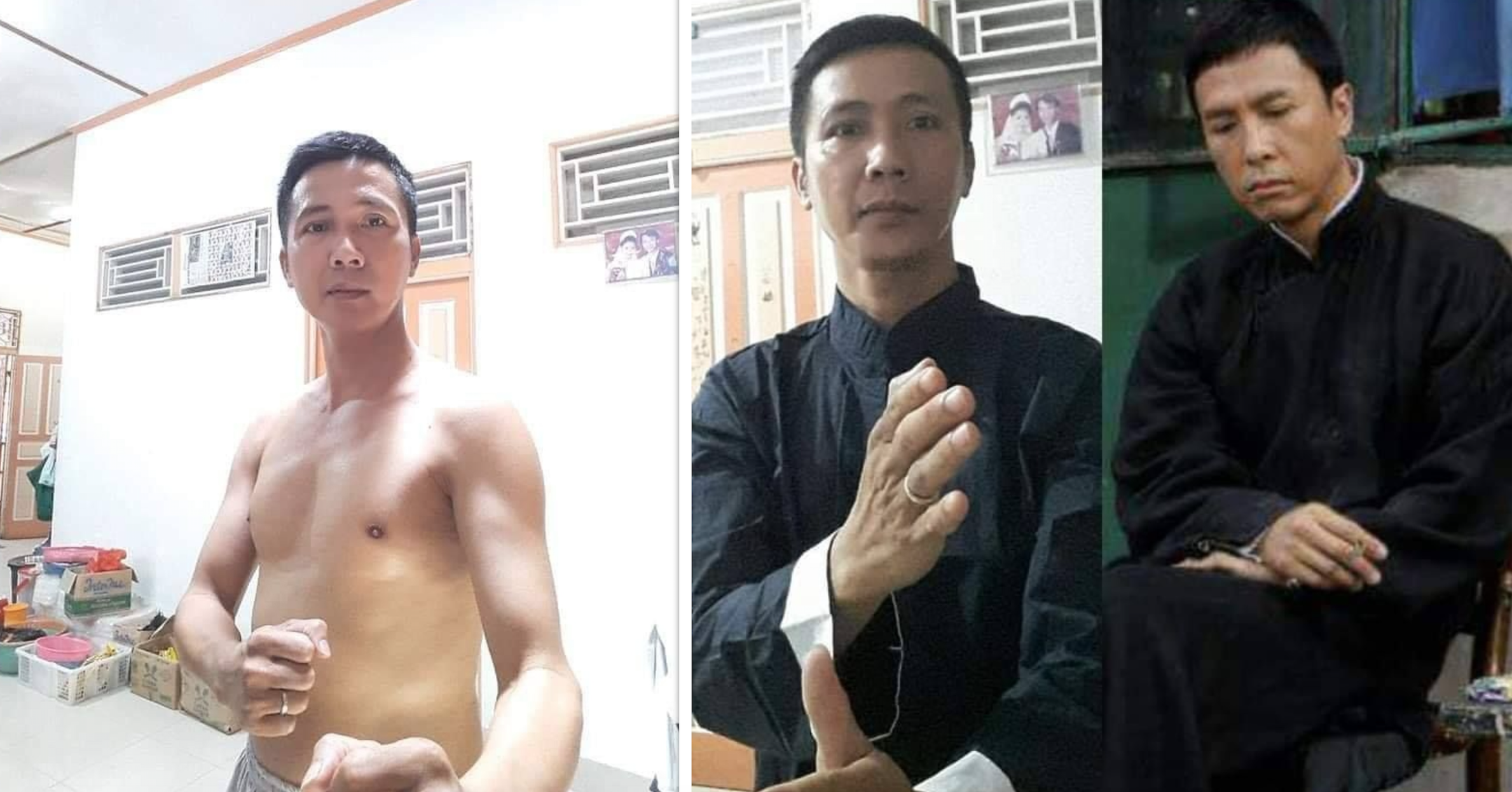 Photos of Donnie Yen lookalike from Indonesia inspires hilarious internet comments