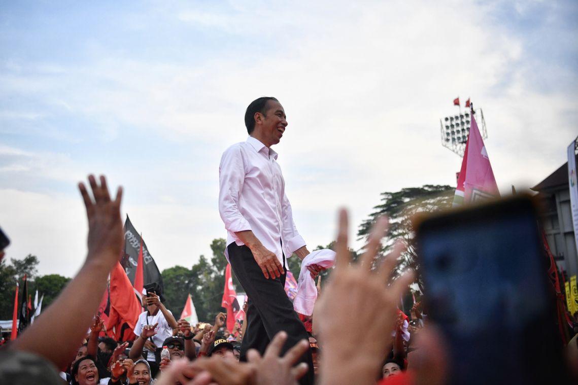 Politics of catching up: Jakarta Post