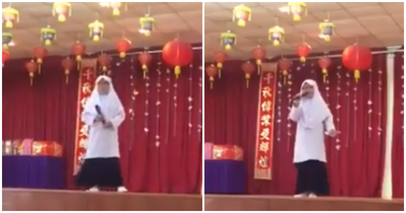 This Little M'sian Girl Singing a Chinese New Year Song Will Unite Us All This Festive Season