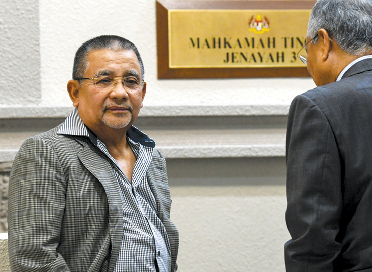 Prosecution closes Mohd Isa's case, submission on March 23