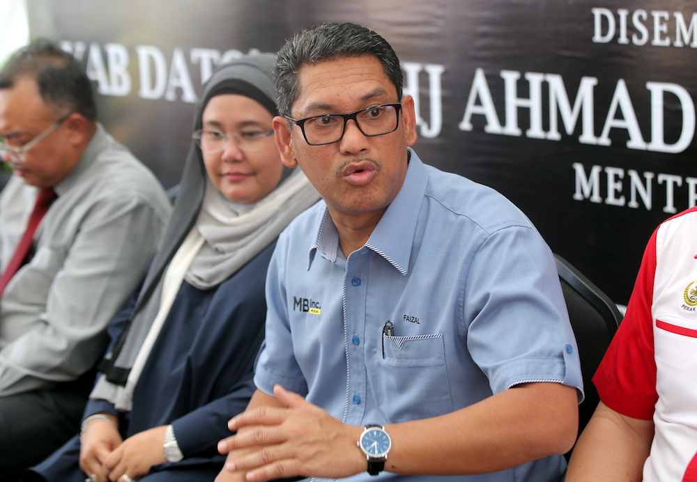 Perak's GBS industry secured RM155m in investment as at January 2020, 160 jobs for locals, says MB