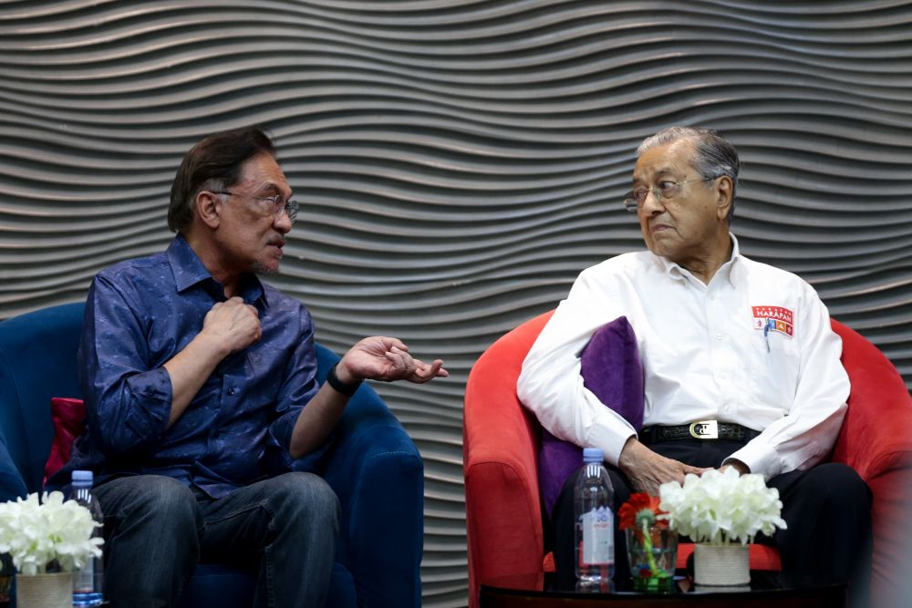 Anwar: PM handover must be orderly