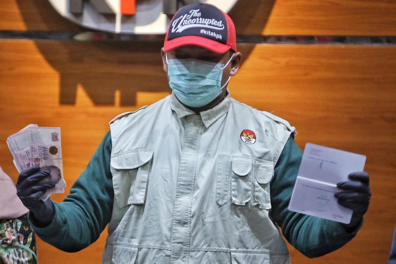 Immigration authorities receive travel ban request for KPU bribery suspect Harun Masiku