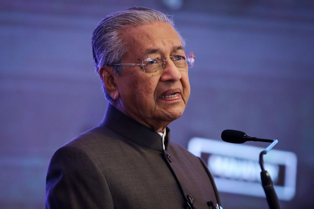 Dr M: Don't let petty issues affect racial harmony