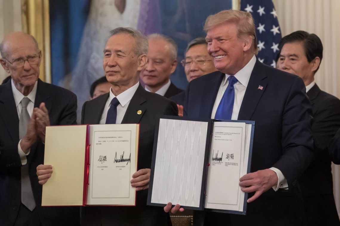 What's next after the US-China phase one trade deal?