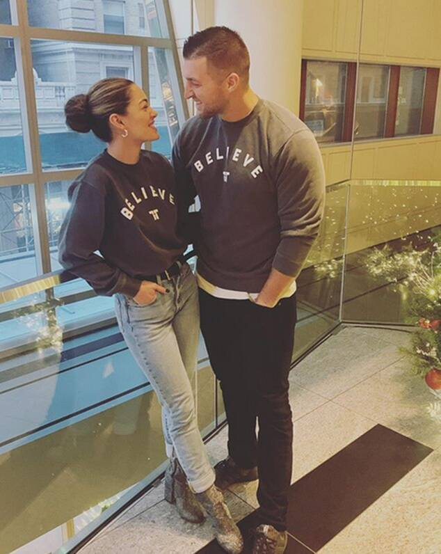 Tim Tebow and Demi-Leigh Nel-Peters' Wedding Registry Is All About Giving Back
