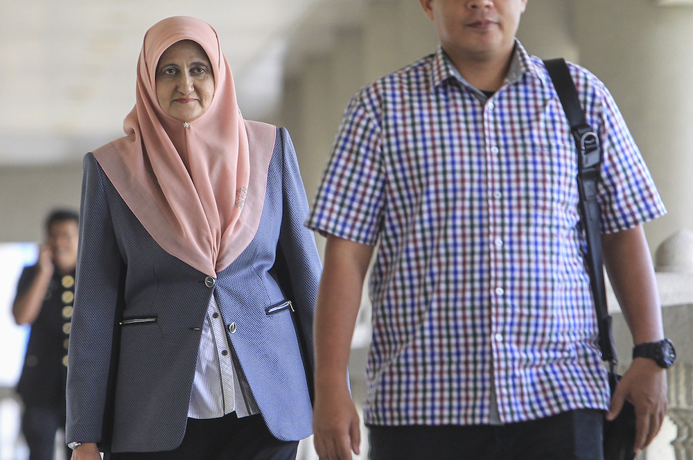 1MDB audit report trial: Arul cooperative but didn't provide all info needed to audit team