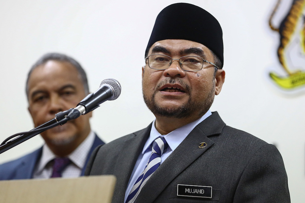 Mujahid: Jakim has never banned any non-Muslim celebration