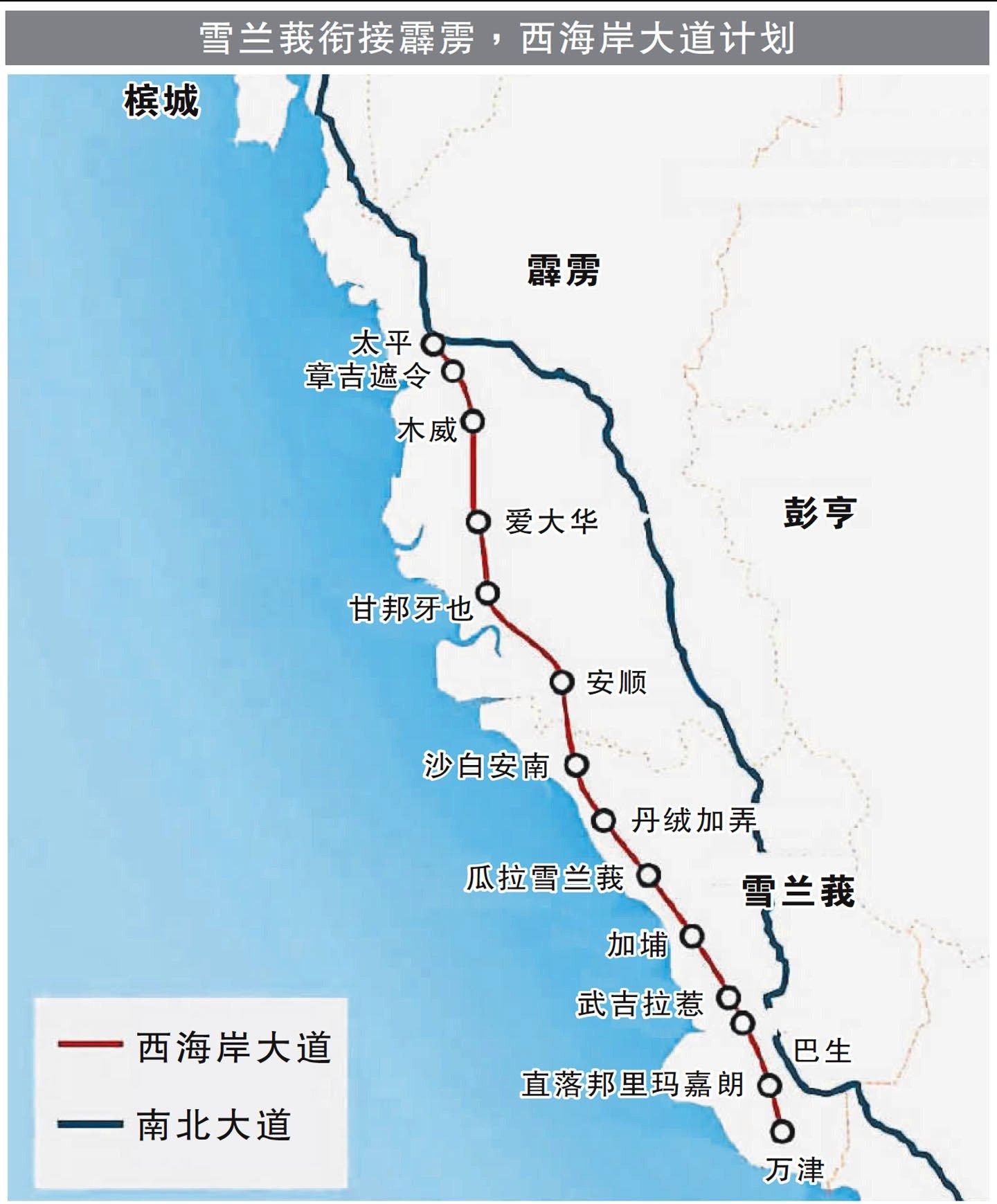 大马人注意⚡ 西海岸大道即日起征收过路费,并全面落实RFID系统!