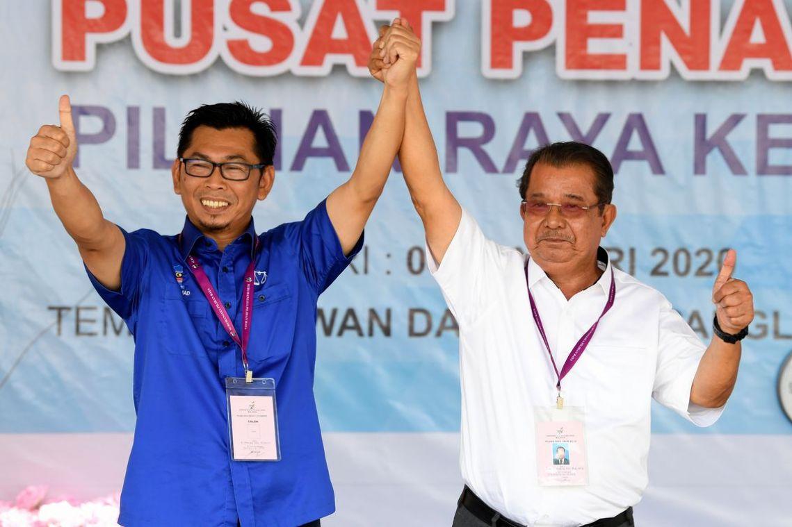 Malaysia's Pakatan Harapan government ally Warisan faces Barisan Nasional in Kimanis by-election in Sabah