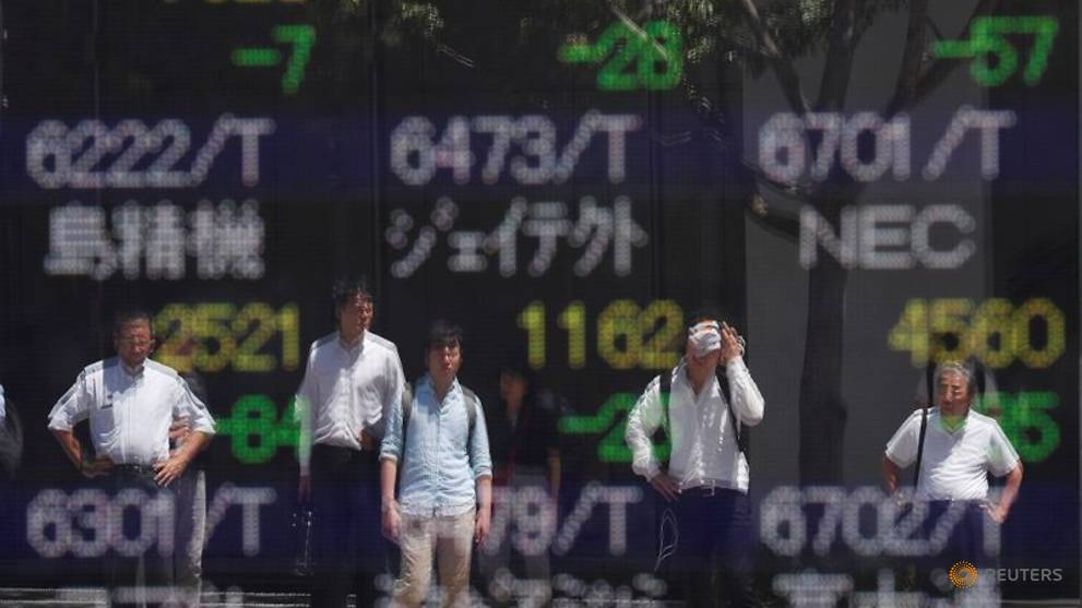 World stocks scale record peak on US-China trade deal