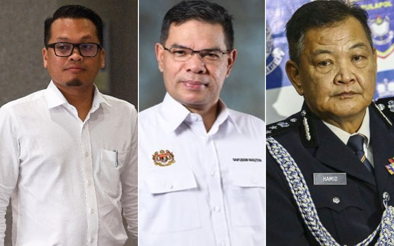 Another PKR MP hits out at top cop over remarks on Anwar probe