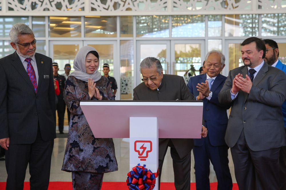 Successful privatisation of TNB a result of bold changes, says PM