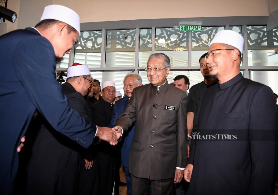 Everyone has the right to practise own religion, says Dr M