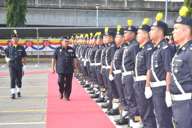 859 police officers to monitor Kimanis by-election tomorrow
