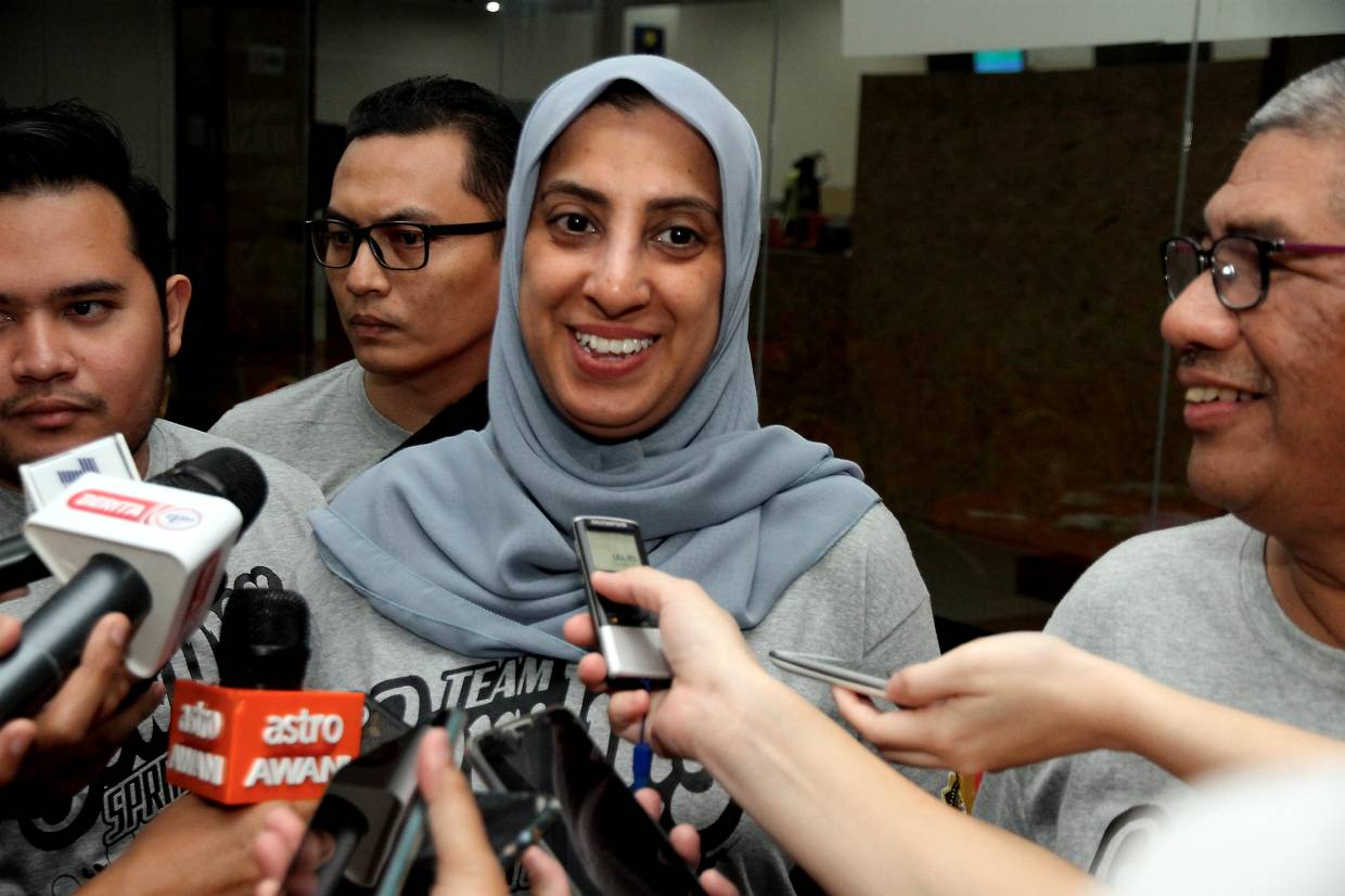 Police record Malaysia anti-graft agency chief's statement over audio recordings