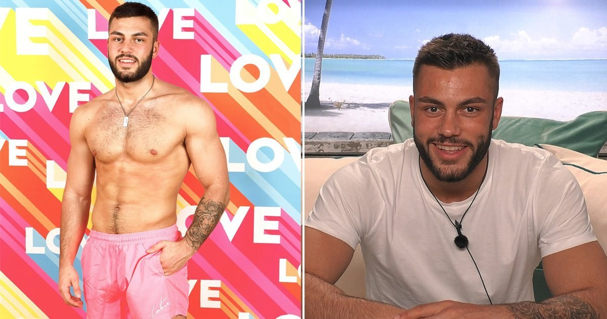 Love Island viewers left stunned after finding out new boy Finley Tapp is only 20 years old