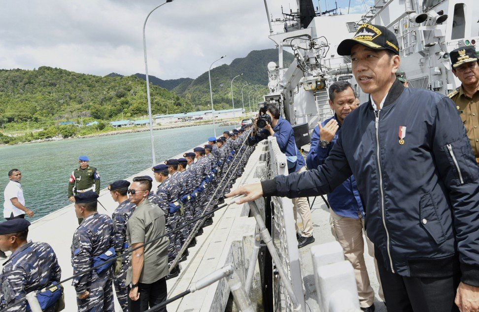 China admits fishing in Indonesian-claimed waters in South China Sea, vows to resolve things in 'friendly manner'
