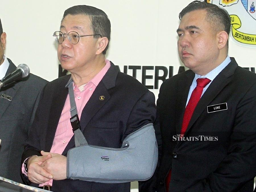Guan Eng: Personal data obtained from e-Tunai Rakyat initiative is confidential