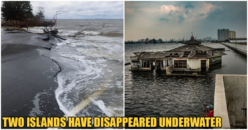 2 Islands in Indonesia Sunk by Rising Sea Levels, 4 More May Sink if Climate Change Continues