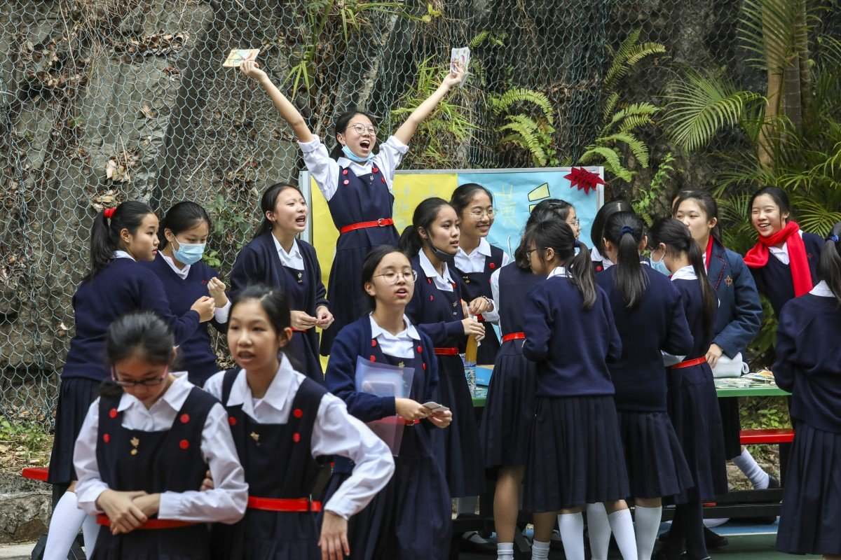 Hong Kong educators want students to act independently, take responsibility and reconcile tensions, survey finds