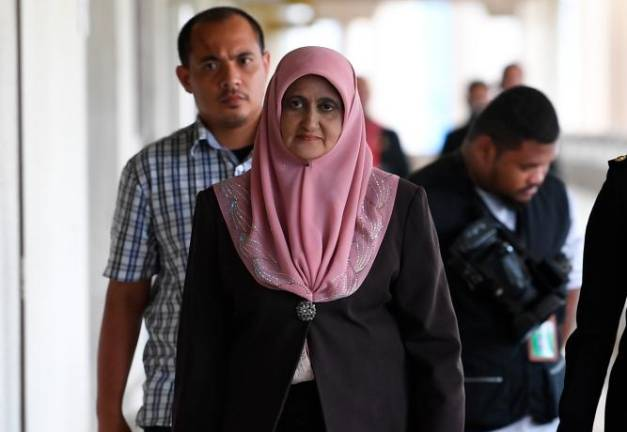 'We were forced to accept decision to expunge parts of 1MDB audit report'