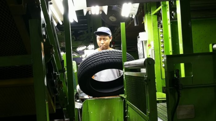 Tire makers Hankook, Bridgestone to expand sales networks in Indonesia