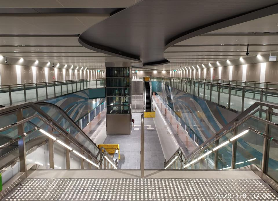 6 More Thomson-East Coast Line Stations To Open By End-2020
