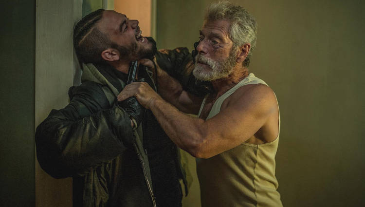 Don't Breathe Sequel Gets Director and Title
