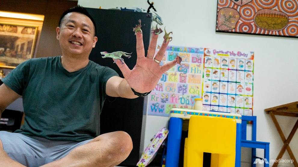 """""""He deserves a lot of love from us"""": Fostering a child with special needs"""