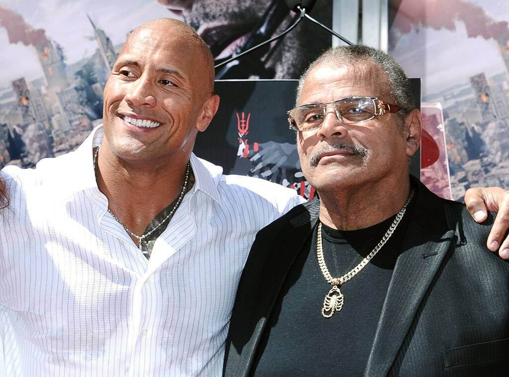 """Dwayne """"The Rock"""" Johnson Mourns Death of Dad Rocky Johnson in Touching Tribute"""
