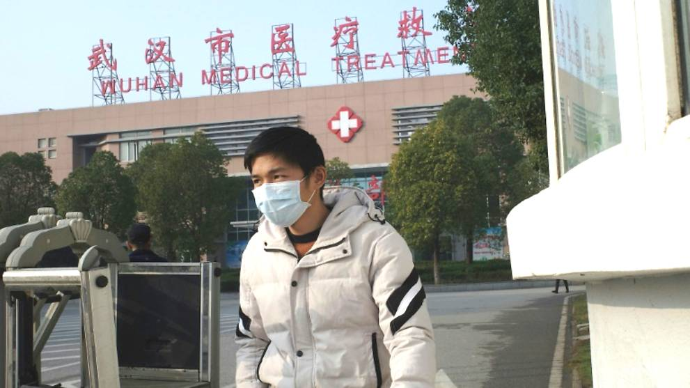 Hundreds likely affected by China virus: Researchers